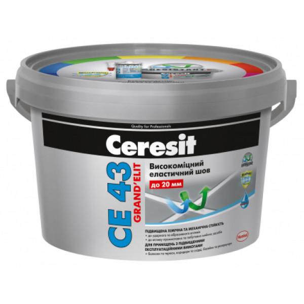 Фуга Ceresit CE 43 Еласт. во�...