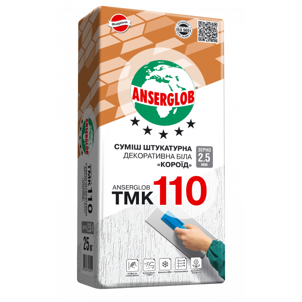 ANSERGLOB ТМК-110 Штукат. де�...