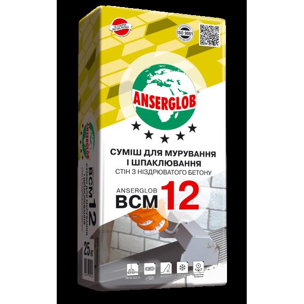 ANSERGLOB ВСМ-12 клей для бл...