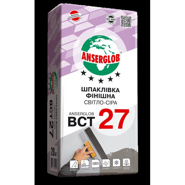 ANSERGLOB ВСТ-27 шпаклівка �...