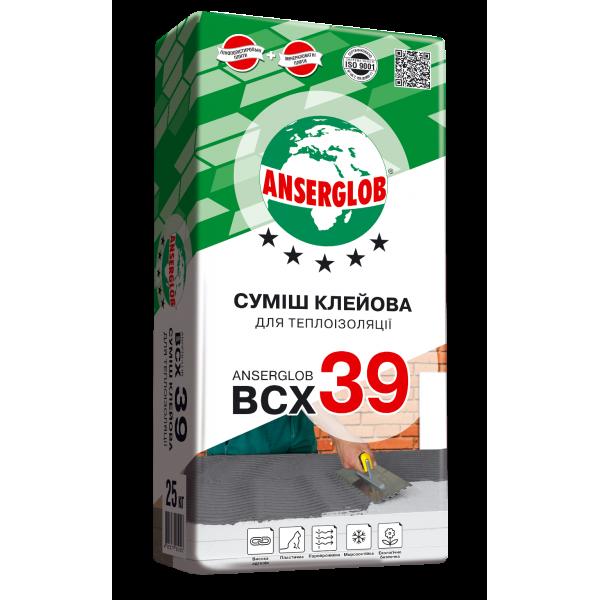 ANSERGLOB ВСХ-39 Клей для си...