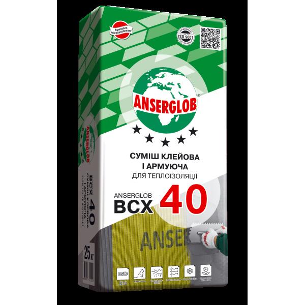 ANSERGLOB ВСХ-40 клей армує�...