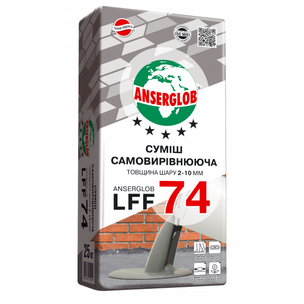 ANSERGLOB LFS-74 (2-10 мм) суміш ...