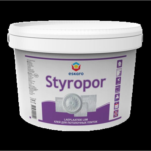 ESKARO Styropor 3 кг. (Клей для...