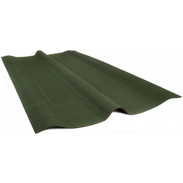Гребiнь зелений Onduline 1*...