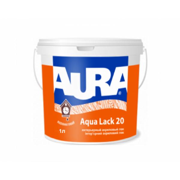 ESKARO Aura Aqua Lack 20, 1л (акри�...